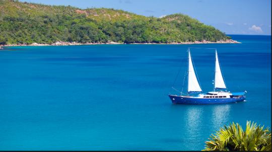 Seychelles boat trips