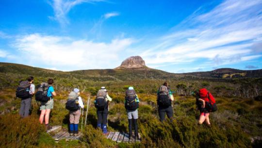 Hikes Around Hobart
